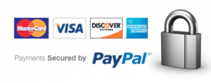 Payments secured by PayPal